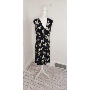 Lauren Ralph Lauren women's Fit-n-Flare Dress 14